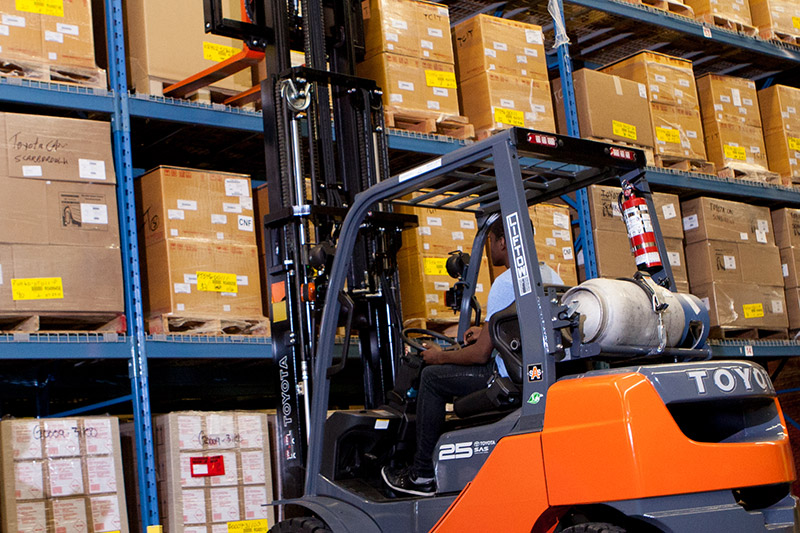 Ways To Improve The Safety Of Forklift Operators Forklift Training