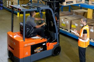 New Forklift Operator Training – Forklift Training Courses